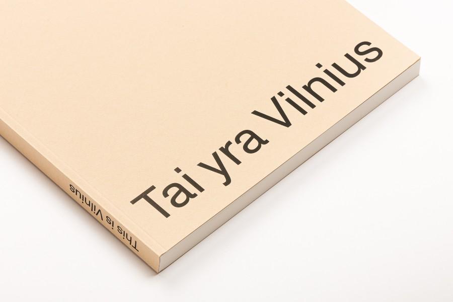 This is Vilnius book